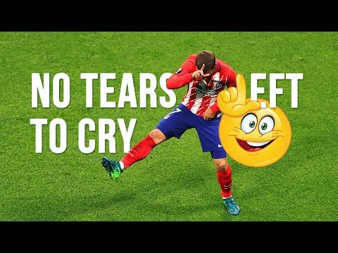 Antoine Griezmann - No Tears Left To Cry | Skills & Goals | 2017/2018 HD