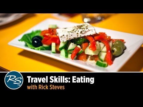 European Travel Skills: Eating