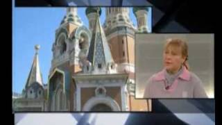 Интервью Е.Чавчавадзе телеканалу ВЕСТИ-24