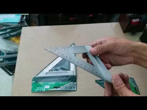 E ke tam giác vuông cho anh em DIY tại nhà