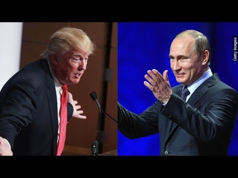 And The Coveted Putin Endorsement Goes To … Donald Trump! - Newsy