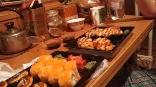 "Обзор на доставку роллов и суши ""Хит FOOD"" в Самаре."