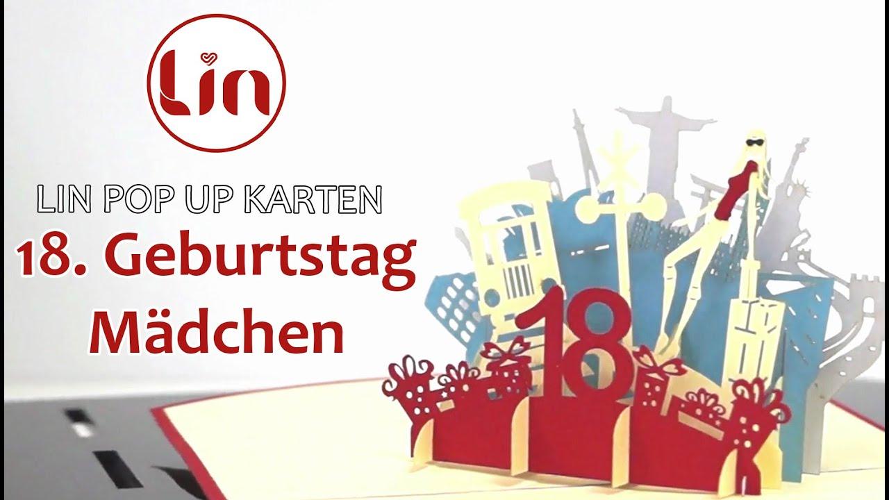 latest pop up karte zum geburtstag geburtstag mdchen with geschenke 18 geburtstag mdchen