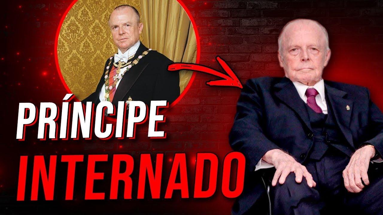 CHEFE DA CASA IMPERIAL É INTERNADO EM SÃO PAULO