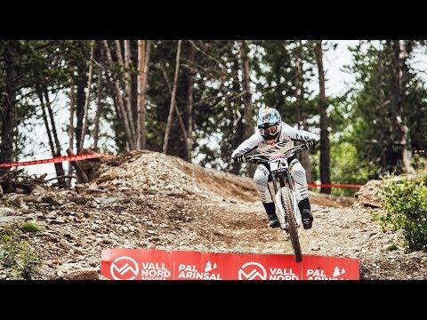 Troy Brosnan's Blazing 1st Place MTB Run: Vallnord  UCI Mountain Bike World Cup 2017