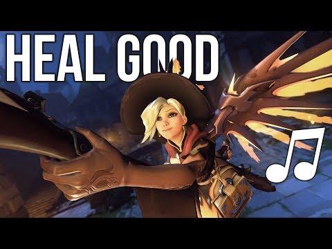 Overwatch Song - Heal Good (Gorillaz - Feel Good Inc PARODY) ♪