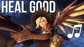 Overwatch Song - Heal Good (Gorillaz - Feel Good Inc PARODY)...