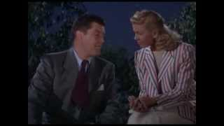 doris day and dennis morgan - blame my absent-minded heart