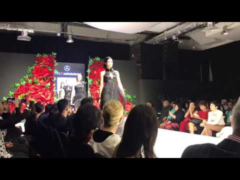 Dominique Chan Couture 👑 Asian Fashion Festival STYLO 👑 Asia International Designers Showcase