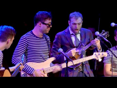 Dean Town - Vulfpeck & Chris Thile | Live from Here