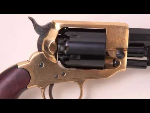 Spiller & Burr Cap & Ball Revolver