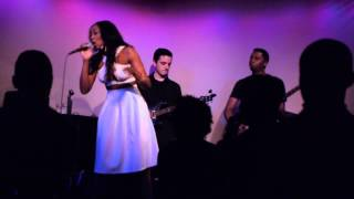 Hideaway - Tessanne Chin [COVER] LIVE