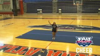 Florida Atlantic Cheer Tryouts