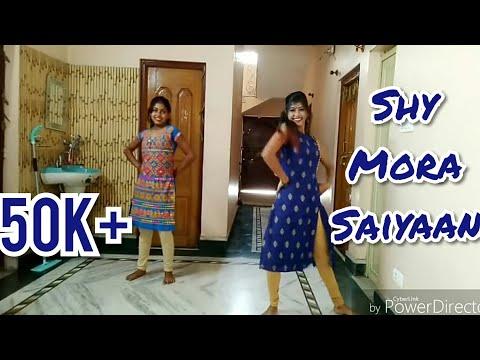 Shy Mora Saiyaan||Meet Bros ft. Monali Thakur|Manjul Khattar|Choreography By Shalini Singh ft. Dolan