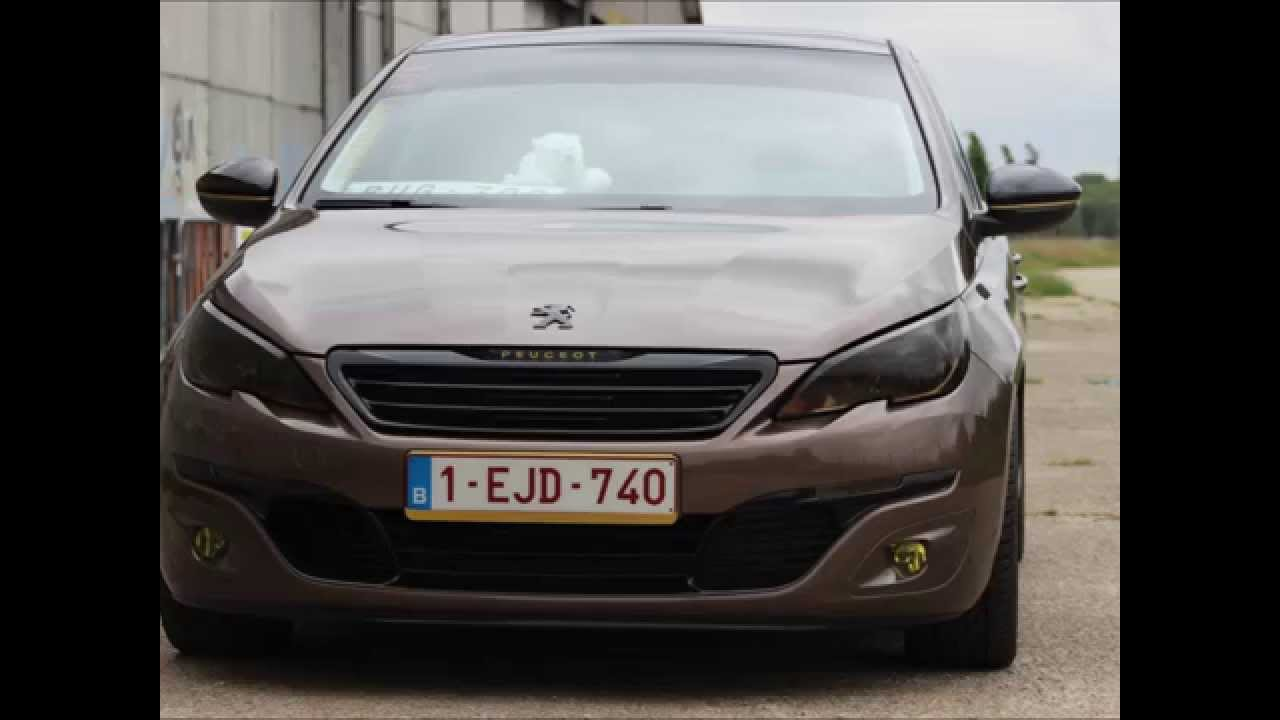 2015 All-new Peugeot 308 GT 205 hatch test drive REVIEW (+ 308 SW .