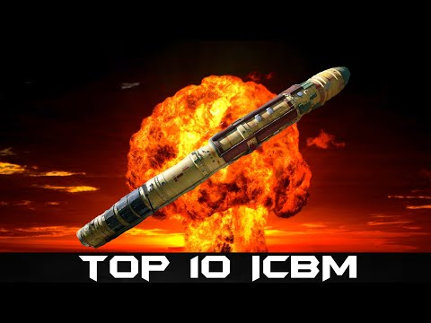 Top 10 Inter Continental Ballistic Missiles in World  ||2016||