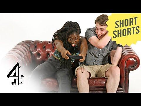 Clara Amfo & Chris Stark on a Date Playing Donkey Kong & Forza 5 | Two Players