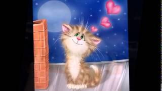 Коты художника Алексея Долотова. Музыка для души. Джаз.