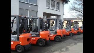 Электрокара JAC CPD15 грузоподъемность 1,5т