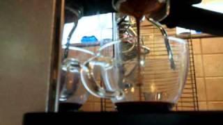 Ariete Prestige  Espresso Machine -Naked Portafilter