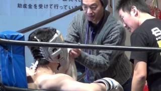 2017/02/19 代官山にて 【第3試合】 鈴木 聡 VS 小林 正弘 公式HP http:...