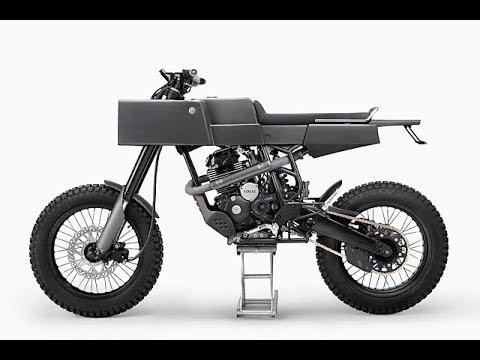 OtoVLog - Mengenal Bengkel Thrive Motorcycles (Desain Motor Pake Tes Psikologi?!)