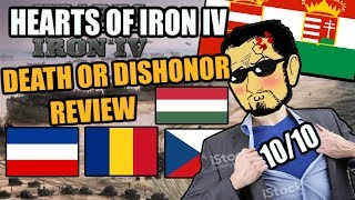 Hearts Of Iron 4 Death Or Dishonor - A Tasteful Review