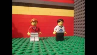 Лего музыкальный клип к песне
