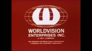 Worldvision Enterprises Logo History