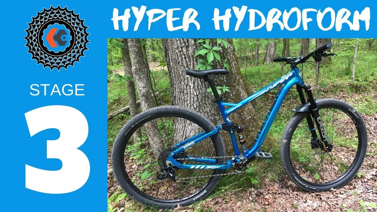 Hyper Hydroform Project Hydro Stage 3 | Final Upgrades to a Walmart MTB