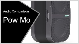 Pow Mo Bluetooth Speakers | First Impressions and Sound Test