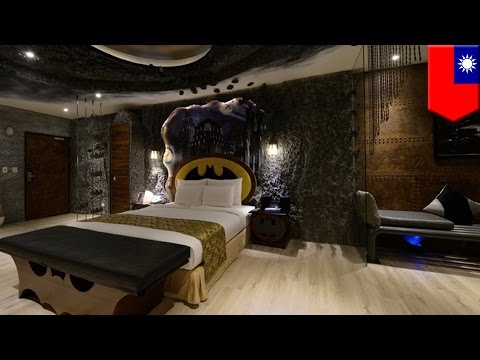Love hotels: inside Taiwan's crazy and outrageous high-end h