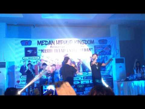 ECKO SHOW - Pikir Lagi Live perfom at MEDAN