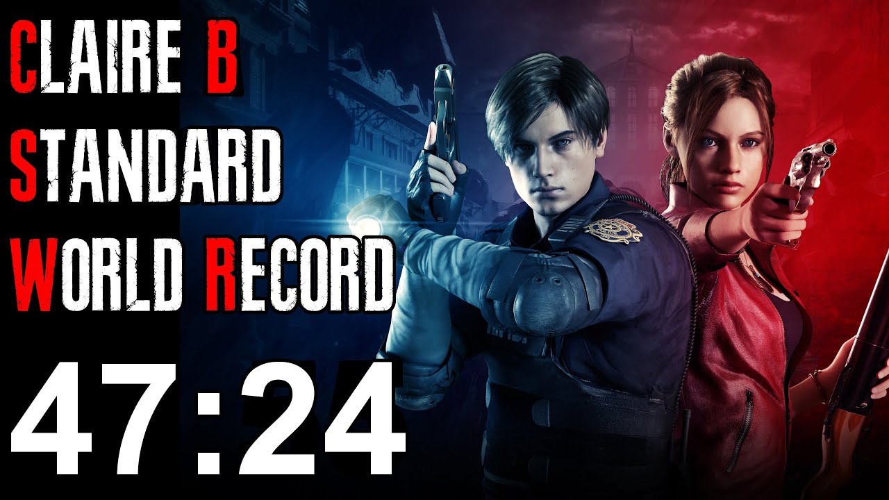 New Game Pc In 47m 24s By Orchlon Resident Evil 2 2019