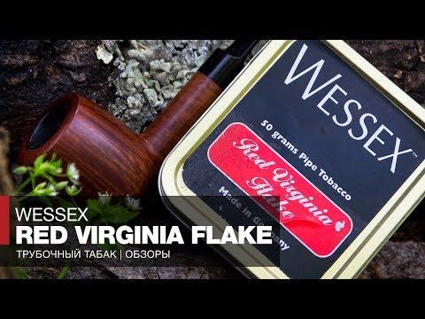 Обзор трубочного табака Wessex Red Virginia Flake