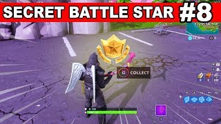 Woche 8 SECRET Battle Star Location Analyse vom Ladebildschirm in Fortnite Staffel 5