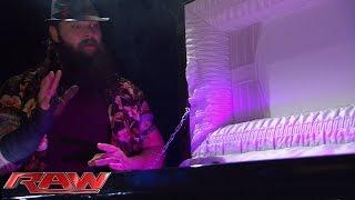 Bray Wyatt is ready to finish off The Undertaker at WrestleMania: Raw, February 23, 2015