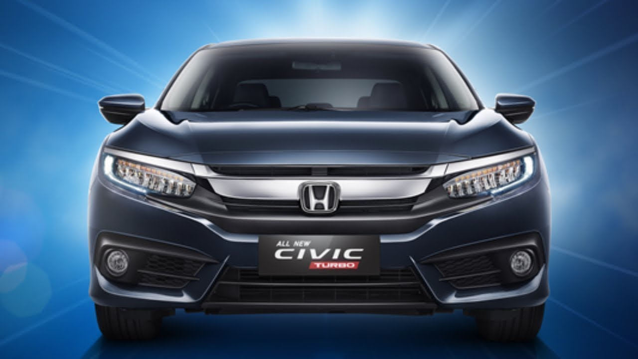 Honda Civic 2019 Facelift Launched In Pakistan