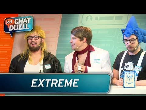 Chat Duell #11 | Super Greg, Verskillter Magier & Werwolf vs