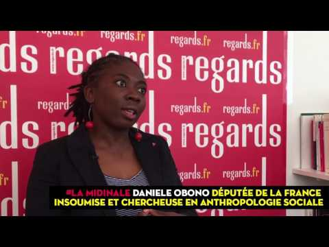 Danièle Obono : « Plus que l'opposition, nous voulons représenter l'alternative »