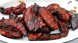 Secret Bbq Chicken Marinade Recipe