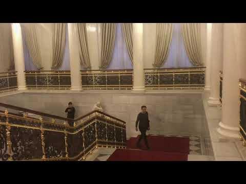 The Fabergé Museum in Saint Petersburg