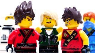 【LEGO遊び】レゴニンジャゴー どっちが本当のカイ!?めざめろゴールドカイ!【アナケナ&カルちゃん】 thumbnail