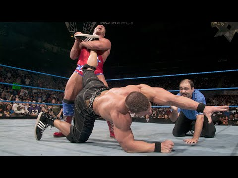 Kurt Angle vs. John Cena: No Mercy 2003