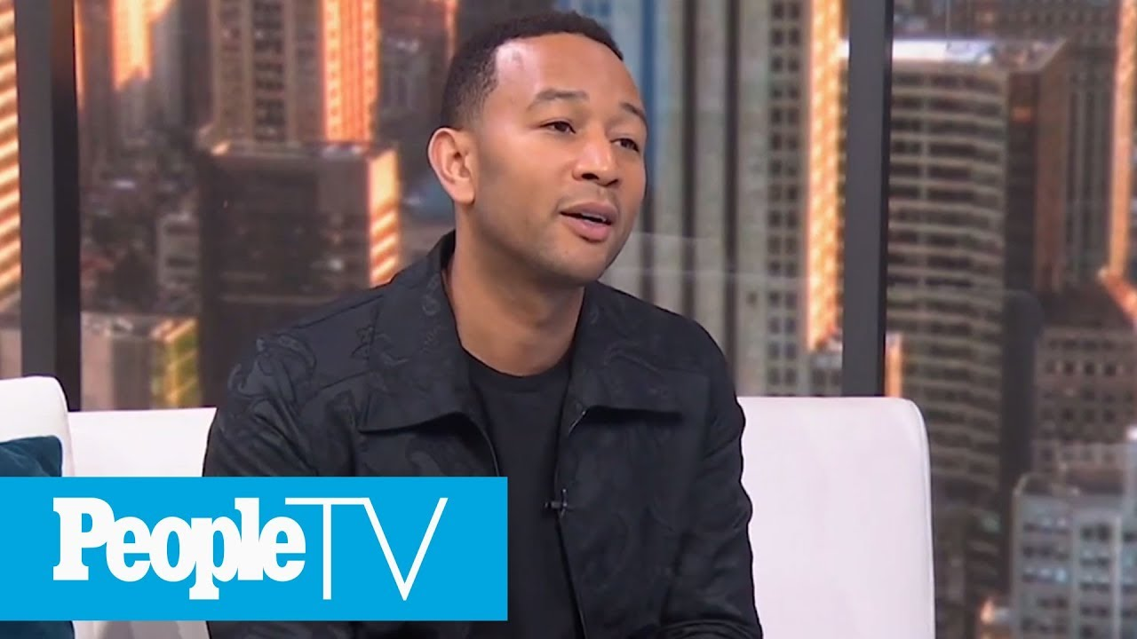 John Legend Gives The Scoop On His New Virtual Reality Series 'Rainbow Crow' | PeopleTV