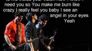 Jonas Brothers - infatuation (lyrics english - japanese)