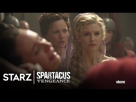Spartacus: Vengeance | Episode 7 Preview | STARZ