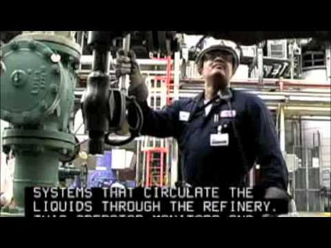 Become a Petroleum Pump System Operator, Refinery Operator or Gauger