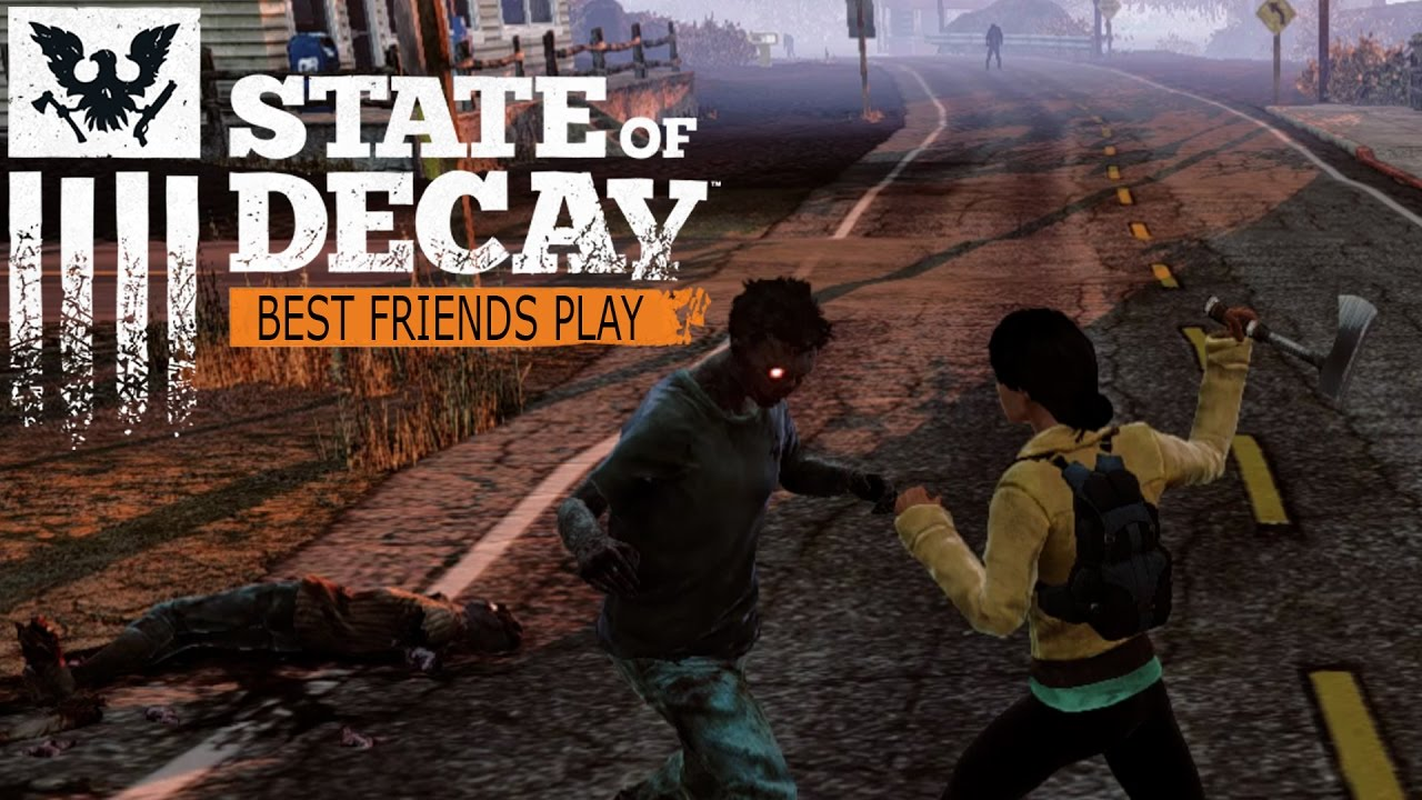 how to join friends in state of decay 2