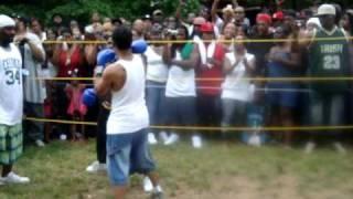 Eastside Backyard Brawl Chi-co vs. Shony Boi ROUND 2